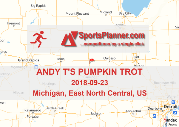 Andy Ts Pumpkin Trot Running In East North Central Us 23 Diagram Of A