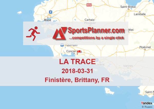 Calendrier Trail Finistere.La Trace Running In Brittany Fr 31 March 2018