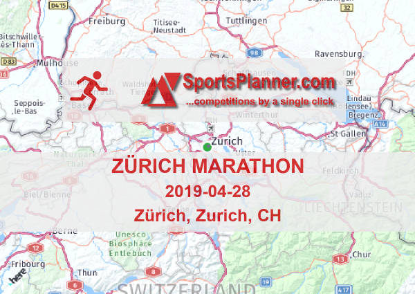 Zürich Marathon | Running in Zurich (CH), 28 April 2019 on salzburg state map, montreal state map, newyork state map, guadalajara state map, rio de janeiro state map,