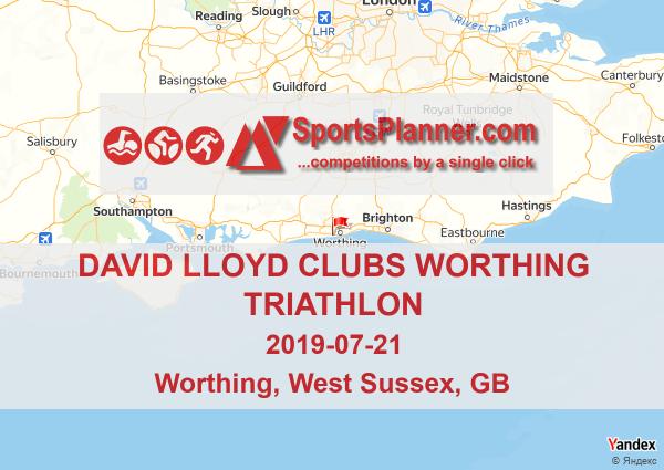 David Lloyd Worthing >> David Lloyd Clubs Worthing Triathlon Triathlon In West