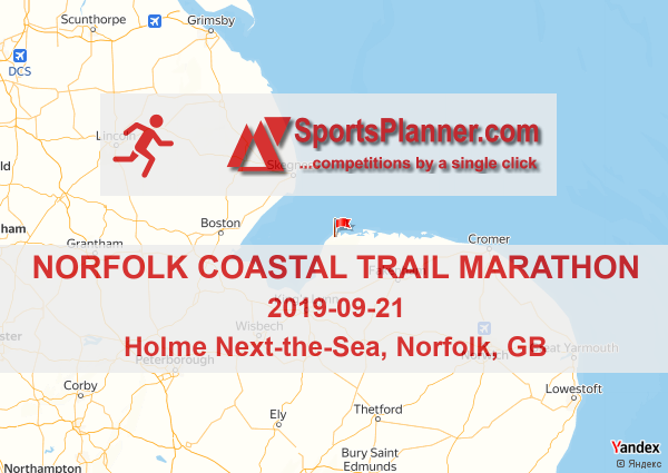 Norfolk Coastal Trail Marathon | Running in Norfolk (GB), 21