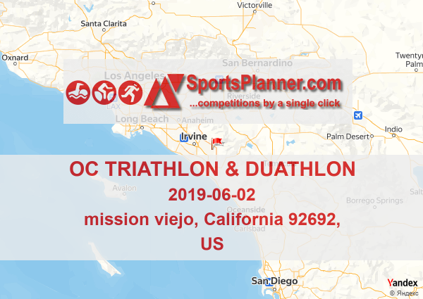 OC Triathlon & Duathlon | Triathlon in California 92692 (US