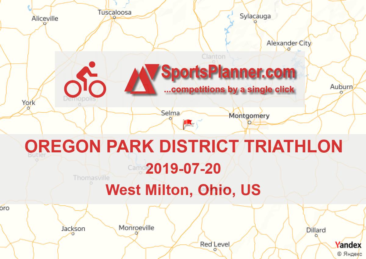 Oregon Park District Triathlon | Cycling in Ohio (US), 20