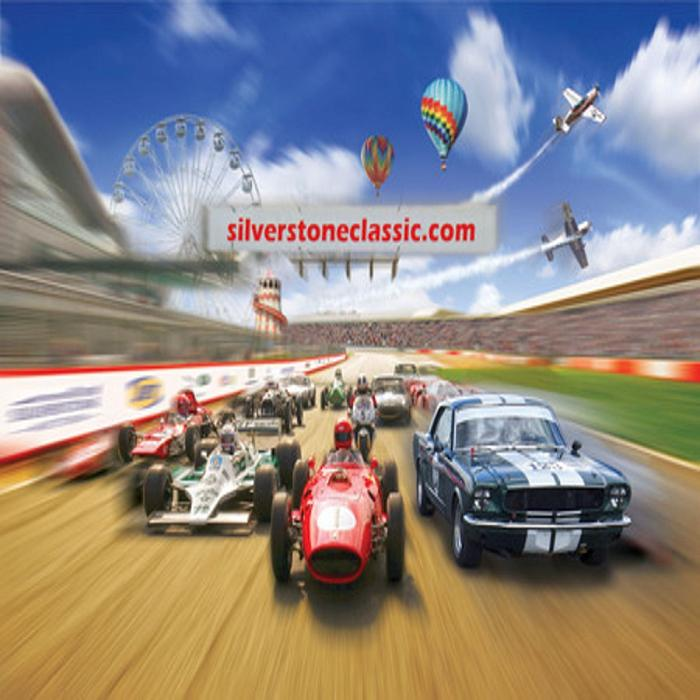 Silverstone Classic at the home of British motorsport | Motorsport ...